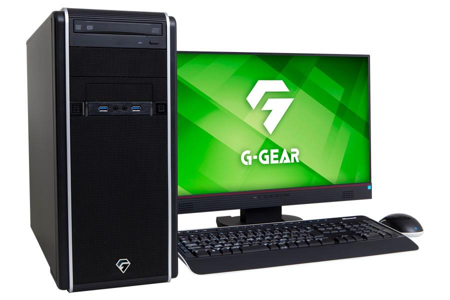 G-GEAR GeForce RTX 3060搭載モデル